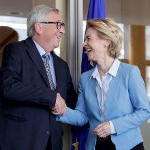 J. C. Junckeris sukritikavo įsteigtą naują eurokomisaro portfelį