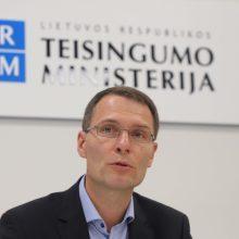 E. Jankevičius: Teisingumo ministerija telkia investicijas į teismų modernizavimą