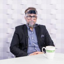 R. Zemkauskas: žmonėms būdinga nesutarti