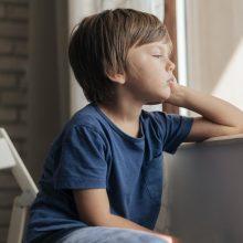 Dėmesio centre – žodžiai: ką turime žinoti apie vaiko nuomonės svarbą?