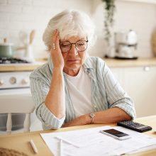 Ekspertai pastebi: išėjimas į pensiją užkrauna psichologinę naštą