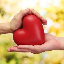 Šiluvoje skambės maldos už donorus: savęs dovanojimas kitam yra vertybė