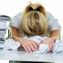 Psichologė: susidėliojus karantino dienotvarkę, bus mažiau streso ir įtampos