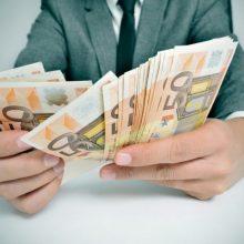 Premjeras: darbuotojams jau išmokėta 16 mln. eurų subsidijų