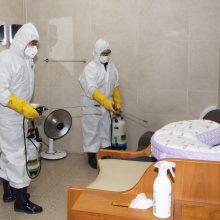 Koronavirusas skverbiasi į Meksiką: nustatyti du pirmi užsikrėtimo atvejai