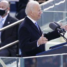Rusija sveikina J. Bideno siūlymą pratęsti branduolinę sutartį