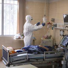 Irane nuo koronaviruso mirė du žmonės