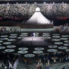 Tokijo olimpinėse žaidynėse patvirtinta dar 17 naujų COVID-19 atvejų