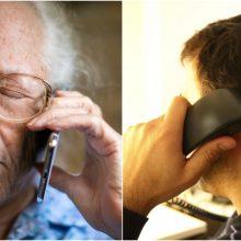 Garbaus amžiaus kaunietę apgavo telefoniniai sukčiai: nepažįstamam vyrui atidavė 810 eurų