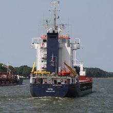 Laivų įtaka aplinkai didesnė, nei manyta