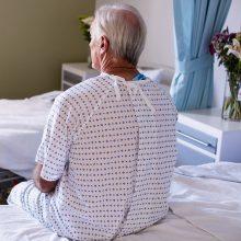 A. Veryga: užimta 83 proc. COVID-19 pacientams skirtų lovų