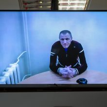 Nesuvokiamu nusikaltimu kaltinamą recidyvistą prokuroras siūlo įkalinti iki gyvos galvos