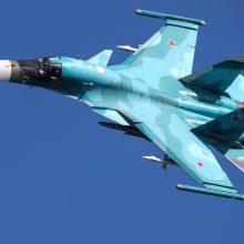 Rusijos naikintuvas be leidimo buvo įskridęs į Estijos oro erdvę