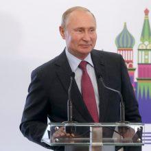 V. Putinas: Izraelis – rusakalbė valstybė