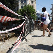 ES dar metams pratęsė sankcijas Rusijai dėl Krymo aneksijos