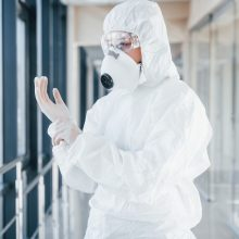 Koronaviruso testą nuo vasario pabaigos bus galima atlikti prie Vilniaus oro uosto