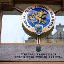 Teismui perduota trijų advokatų ir verslininko byla dėl neteisėto poveikio STT vadovui