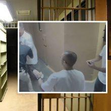 Marijampolės pataisos namuose nuteistasis užpuolė medikę: įžvelgia rimtą grėsmę