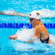Trečiadienį Lietuvos plaukikai į pusfinalius nepateko