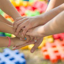 Vilmos šeimoje – septyni vaikai: globodamas vaiką, globoji ateitį