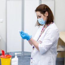 Lietuvą pasiekė dar 43,2 tūkst. vakcinos nuo COVID-19 dozių iš trijų gamintojų