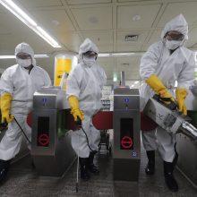 Nyderlanduose nustatytas pirmasis užsikrėtimo koronavirusu atvejis
