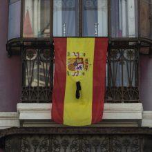 Ispanija dėl COVID-19 skelbs gedulą