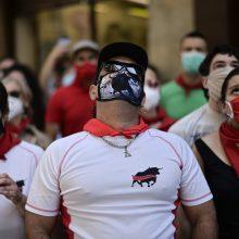 Pamplonoje tradicinių San Fermino festivalio bulių bėgimų nebus