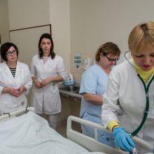 Respublikinėje Kauno ligoninėje – kompleksinė pagalba visą parą