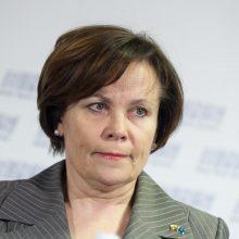 EP nagrinės klausimą dėl režimo organizuojamo pabėgėlių srauto iš Baltarusijos
