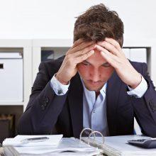 Kur slypi darboholizmo priežastys?