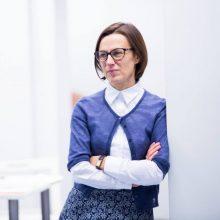 Kultūros ministras: I. Pukelytė atsistatydino vykstant tarnybiniam patikrinimui