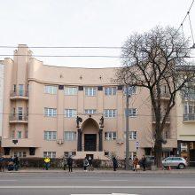 Kaunas gražėja: architektūros objektų sutvarkymui šiemet skiriama 855 tūkst. eurų