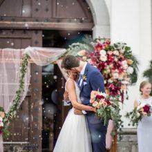 Karantinas pakeitė ir vestuvių planus: kai kurias šventes teko perkelti ne kartą