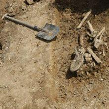 Alytaus rajono draustinyje rasti žmogaus palaikų fragmentai ir šoviniai