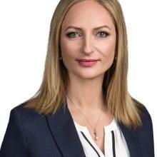 Buvusi Seimo narė grįžo dirbti į Klaipėdos rajono savivaldybę