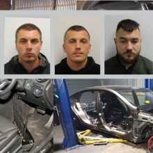 Londono policija sutriuškino lietuvių gaują: nusikaltėlių taikinys – prabangūs automobiliai