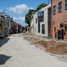 Papasakojo plačiau apie Vilniaus gatvės radinius: padės nupiešti ir kauniečių mitybos paveikslą