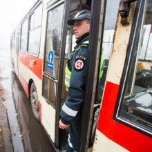 Po nelaimingo atsitikimo autobuse – mirtis
