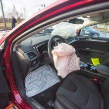 Elektrėnų savivaldybėje – skaudi eismo nelaimė: vairuotojas mirė ligoninėje