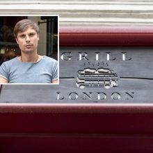 """""""Grill London"""" vadovas A. Lavrinavičius išleidžiamas į laisvę"""