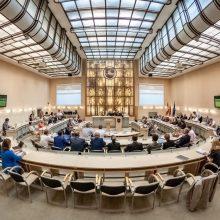 Kauno taryboje – diskusijų sukėlęs klausimas dėl gatvės Lampėdžiuose