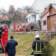 Teismas atvertė tragiško gaisro Tunelio gatvėje bylą