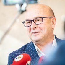 Kauno meras sako, kad esame pasiruošę: nekelkime bereikalingos panikos