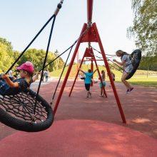 Kuo vilioja atnaujinti Kauno parkai?
