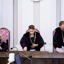 """Dėl teisėjos ligos """"MG Baltic"""" bylos nagrinėjimas atidėtas iki rudens"""