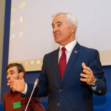 Seimo darbotvarkėje – siūlymas panaikinti D. Kepenio vadovaujamą komisiją