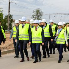 """Kaune pradedami """"Rail Baltica"""" tiesimo darbai"""