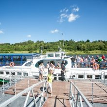 Ar nusekęs Nemunas nesujauks pramogų turistiniais Kauno laivais?