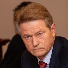 Europos Taryba ragina Lietuvą kuo greičiau pataisyti įstatymus dėl R. Pakso
